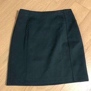 lululemon &go cityfarer skirt Dark Fuel Green Sz 8